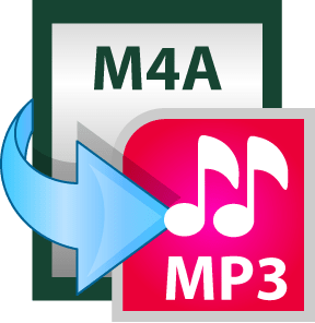M4A to MP3 Converters