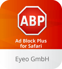 Ad Block plus for safari