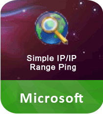 Simple IP/IP Range Ping