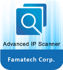 Advanced IP Scanner