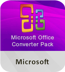 Microsoft Office Converter Pack